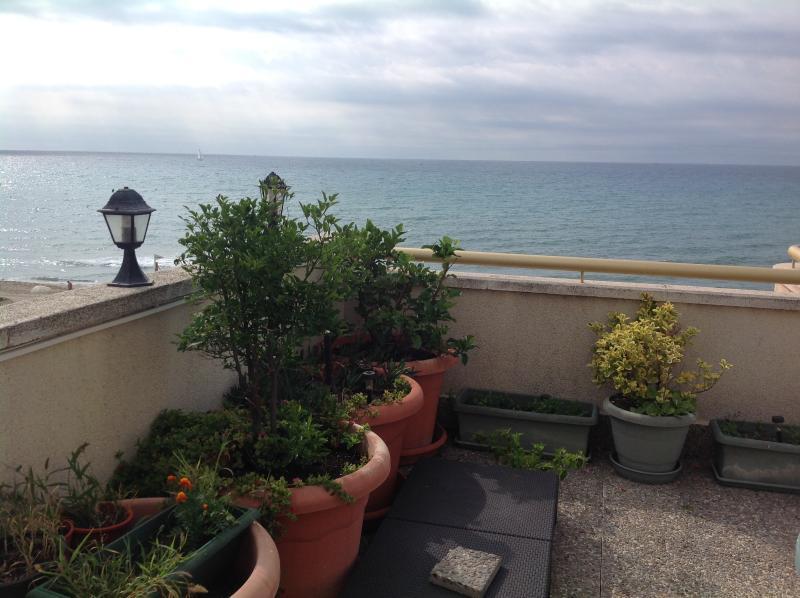 View solarium Beach