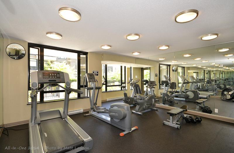 Building fitness room