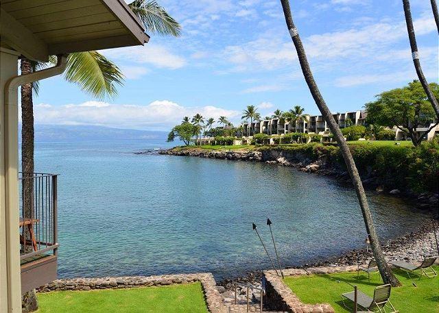 View from #204 Lanai