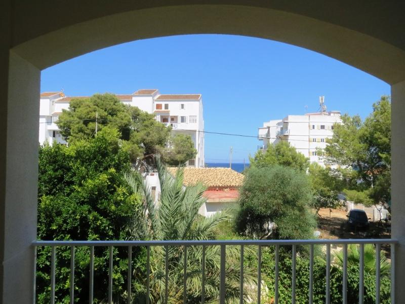View from the apartment terrace