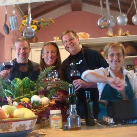 on request Cooking Class at Villa Rosa Dei Venti  6km from Diamante apartment