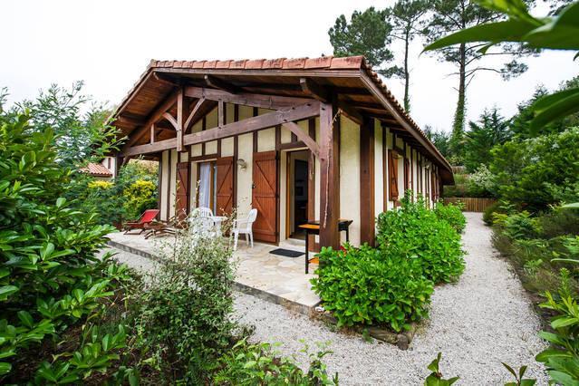 Villa 3 Etoiles en bord d'Océan sous le Soleil des Landes, casa vacanza a Landes