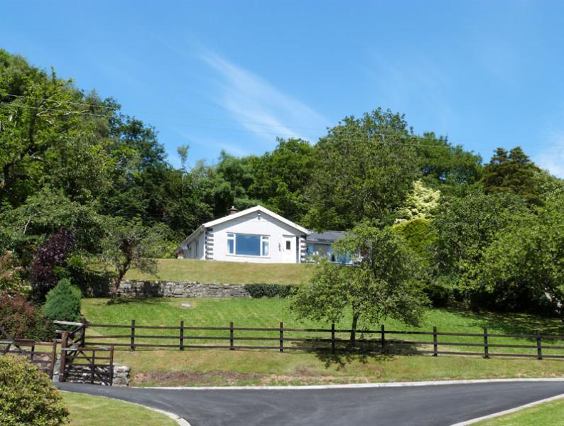 Casa unifamiliar - un gran lugar para explorar Snowdonia y la costa