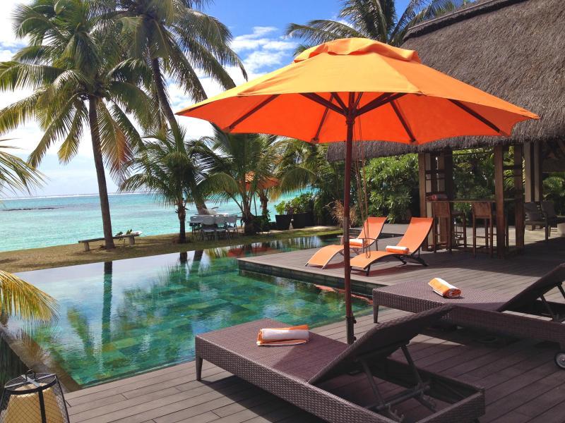 Villa de ciel de front de mer, un petit paradis pour vos vacances !