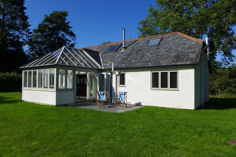 Combe Cottage, Winsford, Exmoor, vacation rental in Exmoor National Park