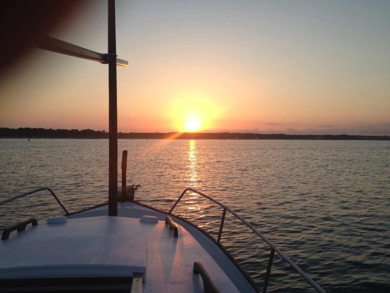 vuelta en barco a las mejores playas