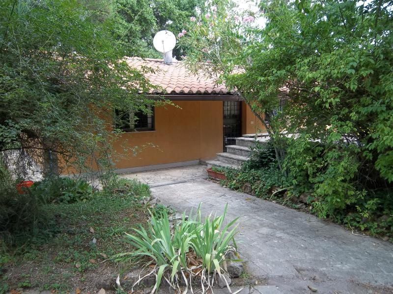 Cottage near Rome, holiday rental in Rocca Priora
