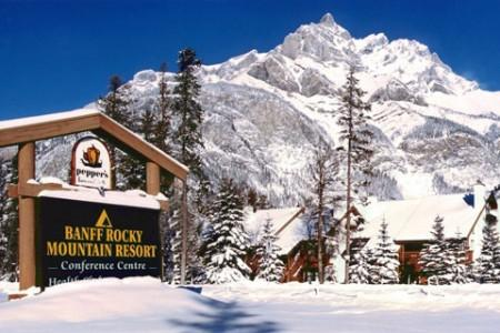 Banff Rocky Mountain Resort: 2-Bedroom, 2 baths, Full Kitchen. Sleep 6, vacation rental in Banff National Park
