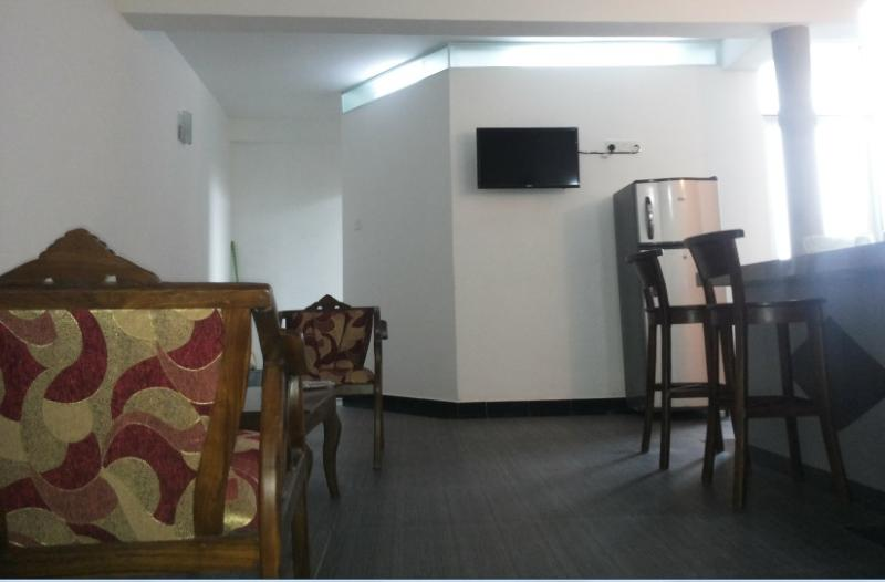 FULLY FURNISHED 1 AC BEDROOM APARTMENT IN DEHIWALA, vacation rental in Colombo