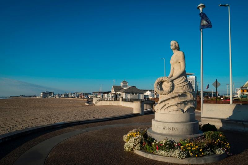 Maritime Statue