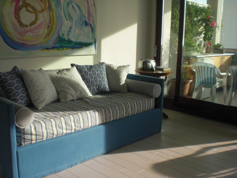 residence sul mare Trieste Italia, holiday rental in Komen