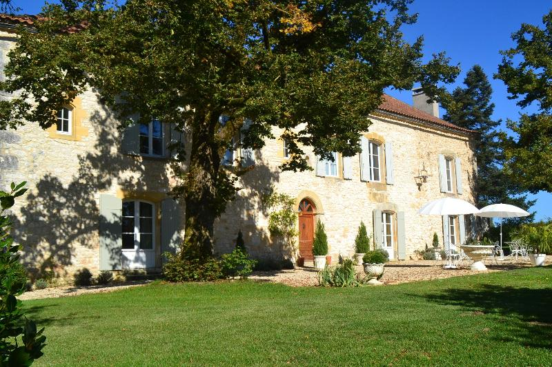 Les Faures manor house