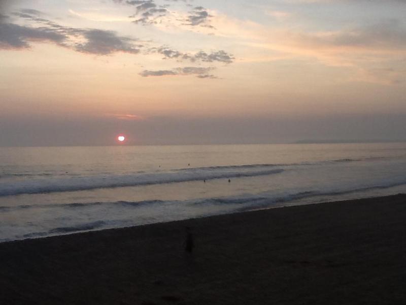 Genießen Sie die Sonnenuntergänge jeden Abend