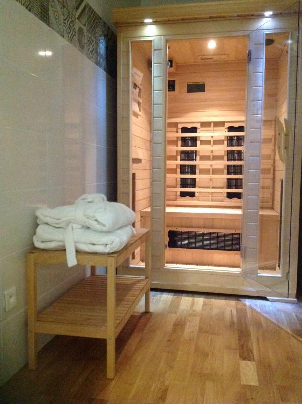 Sauna - infrared cabin