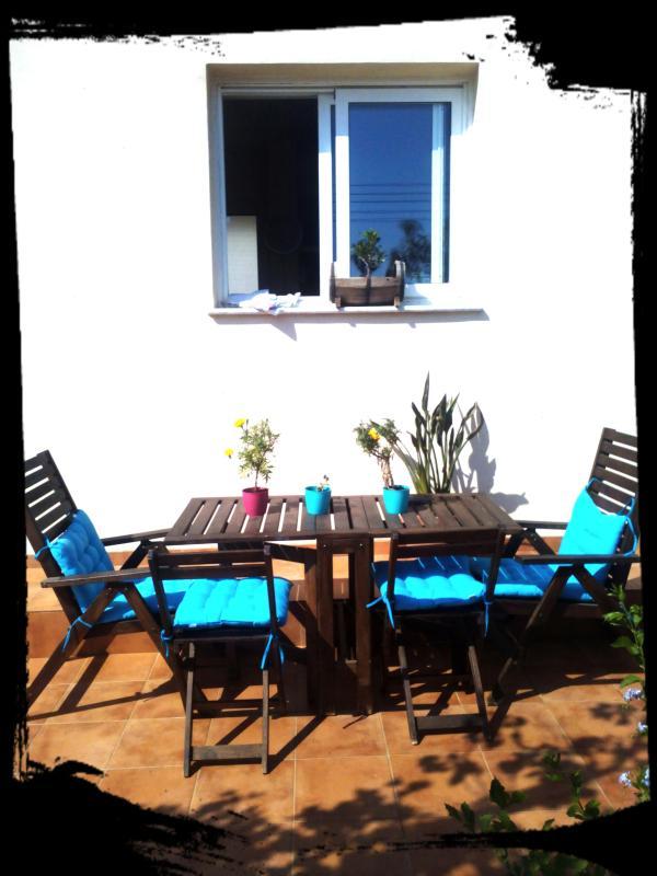 Tabela relaxante villa frontal