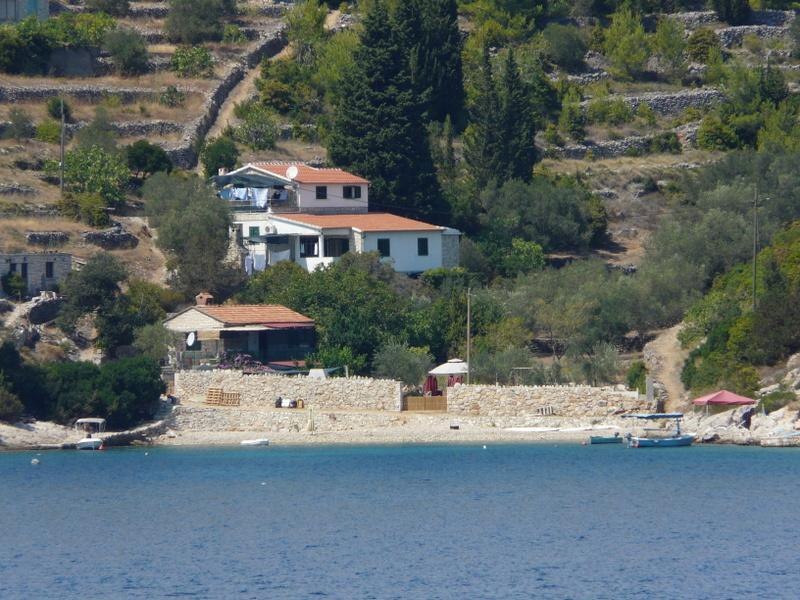 Apartment  Blue in Vela Luka one 30 m from the sea, vacation rental in Vela Luka