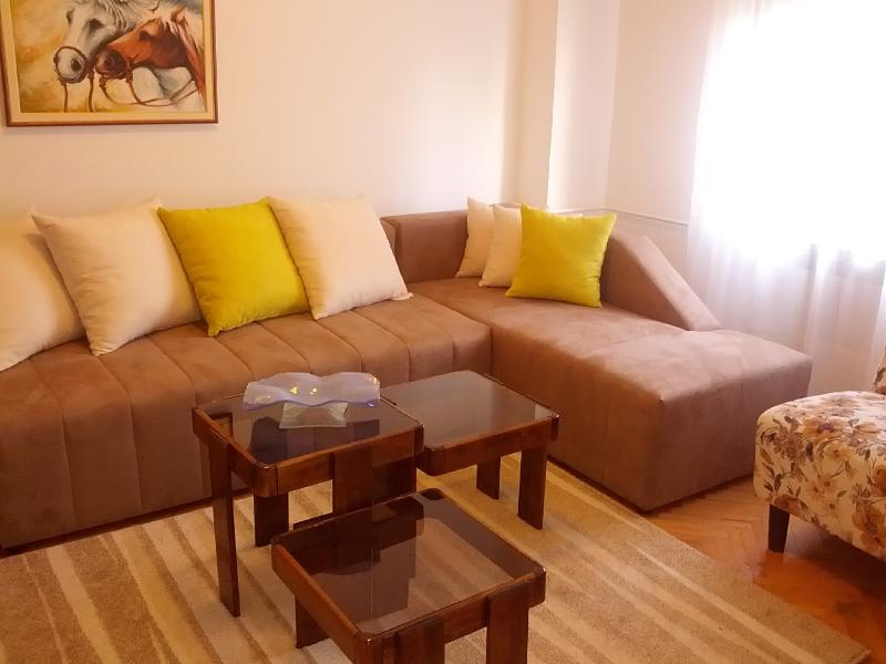 Holiday Apartment Rental in Skopje, holiday rental in Republic of North Macedonia