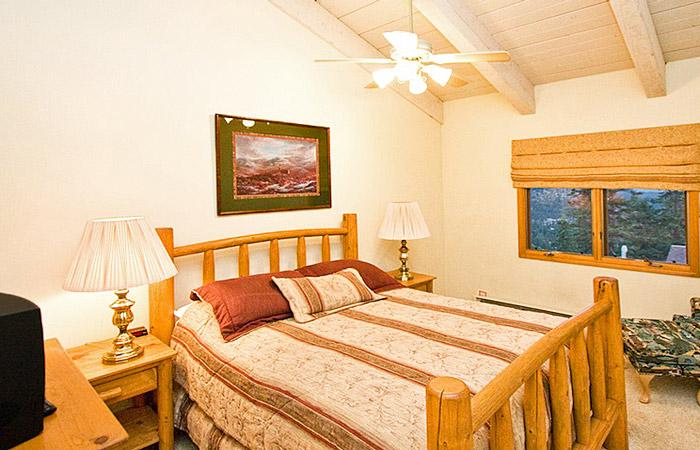 Third Bedroom With A Queen Bed