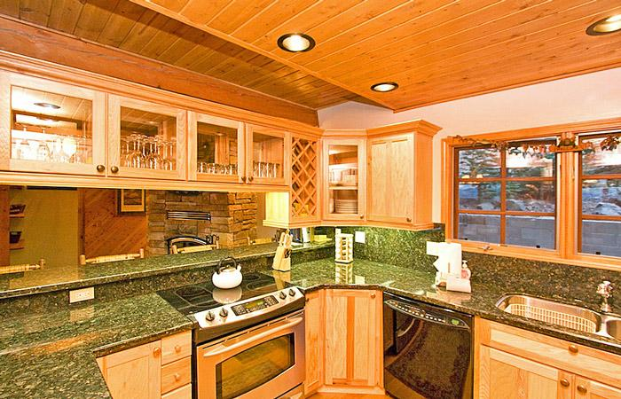 Fully Equipped Kitchen With Modern Updates