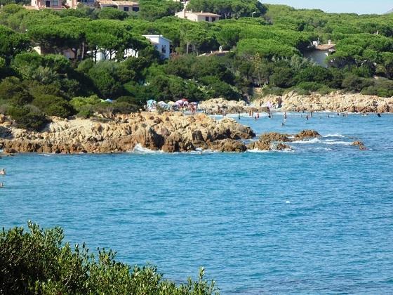 affitto villetta sul mare nel golfo di orosei, location de vacances à Sardaigne