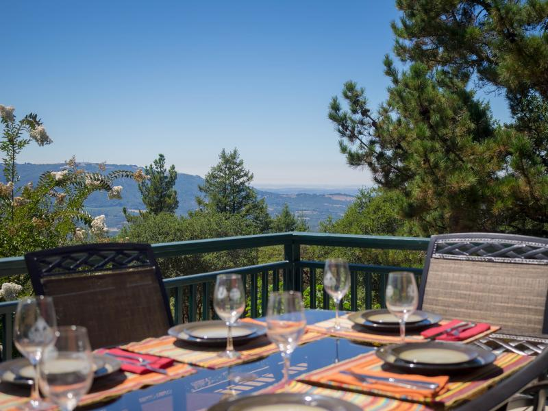 Montagne Della Luna - Private 5+ Acre Estate, location de vacances à Yountville