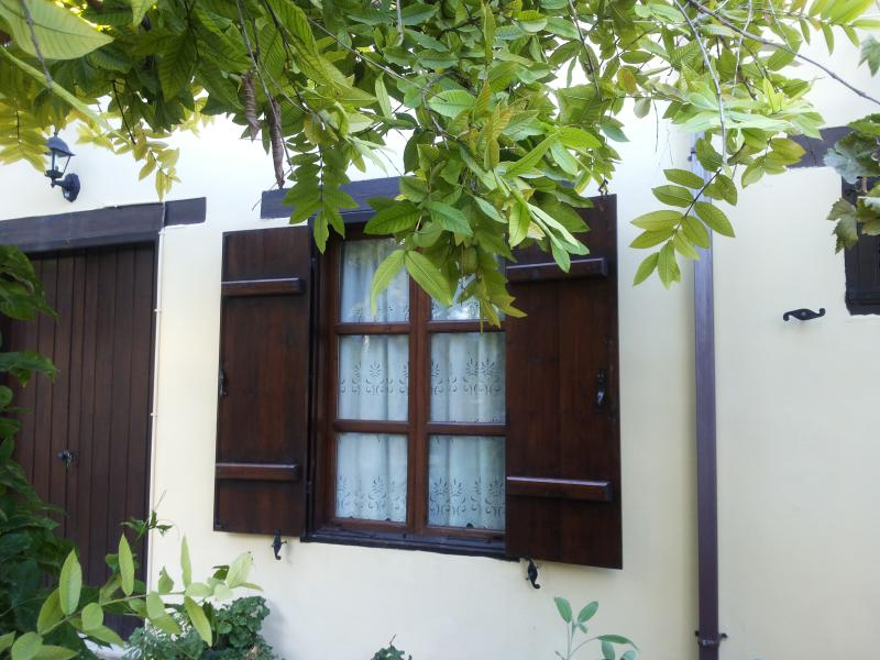 Vasilion Agrotourism Persa Studio, holiday rental in Steni