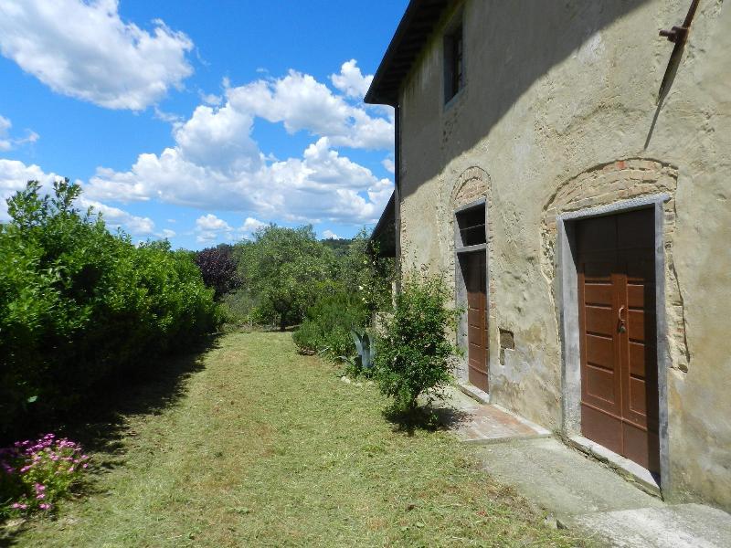 Casetta del Fiano - Original Farmhouse in Chianti, holiday rental in Certaldo