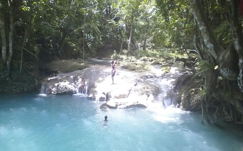 The infamous Blue Hole