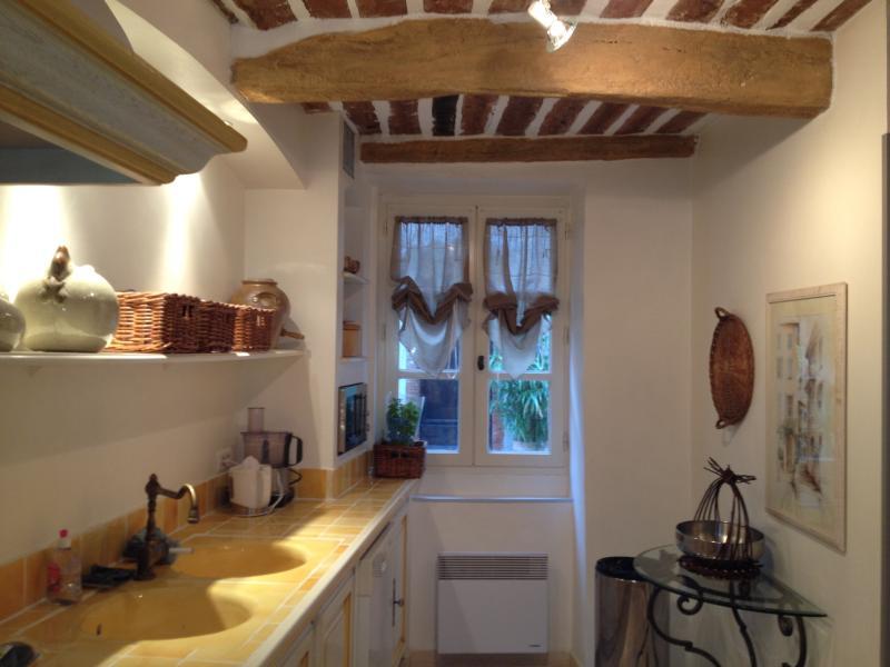 Family's  kitchen