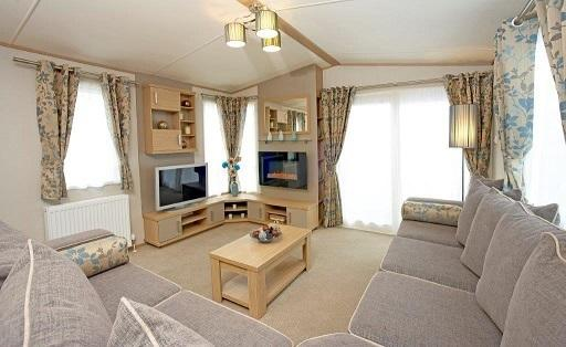 Luxury 5 Star  6 Berth Caravan (ABI Roxbury), vacation rental in Woodbury Salterton