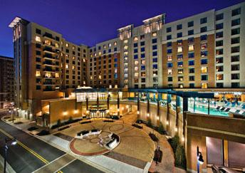 Wyndham Resort National Harbor - 2 BR Condo - F1, vacation rental in Cheltenham