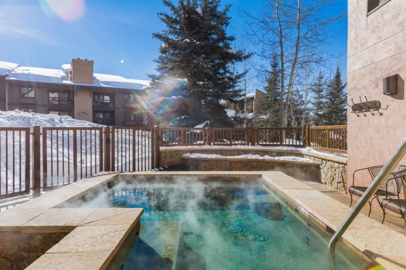 Ptarmigan House: New Hot Tub