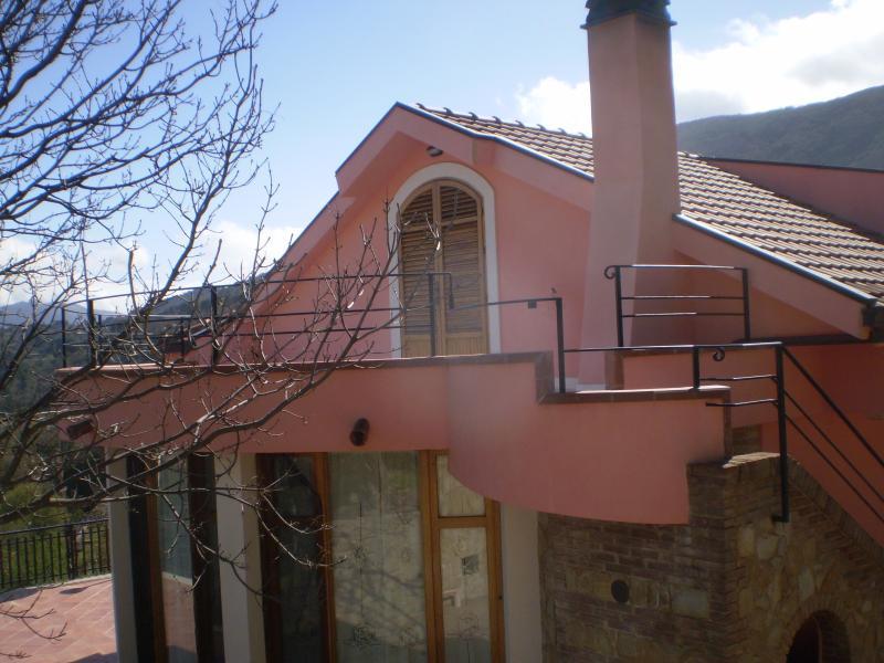 mansarda, vacation rental in Isnello