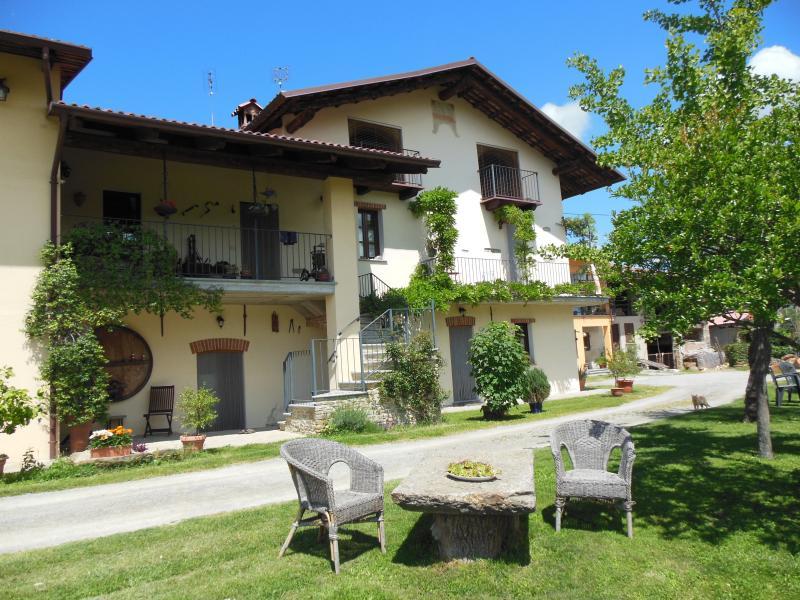 Agriturismo Barbarossa, vakantiewoning in Rocca Ciglie