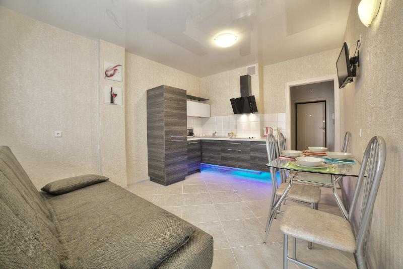 Minsk apartments by South Beach Co., holiday rental in Belarus