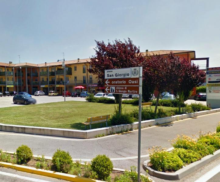 Residence Il Centro di San Giorgio, casa vacanza a San Benedetto Po