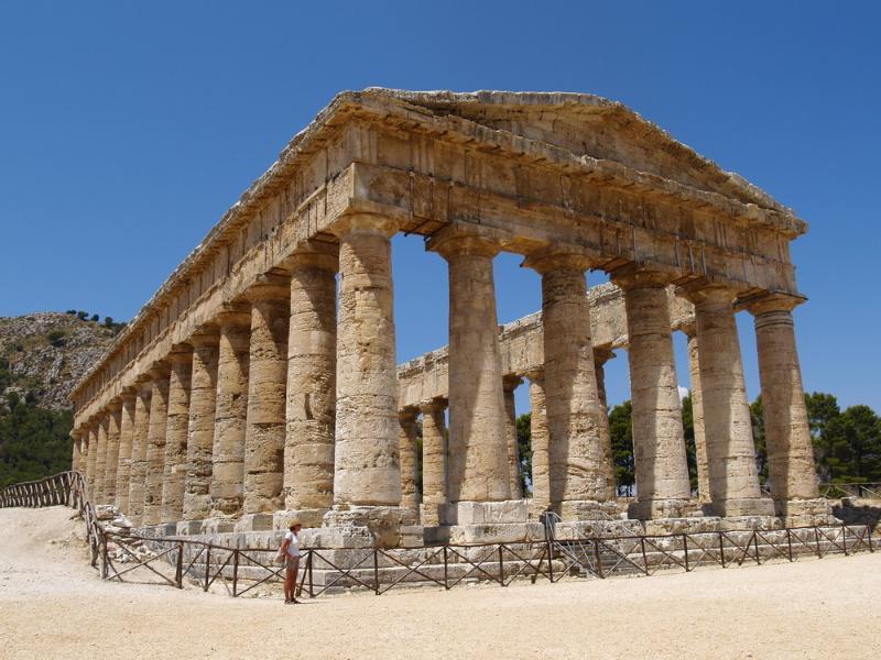 Tempio di Segesta TP