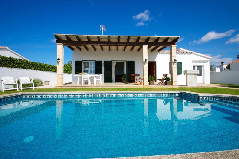 Villa Ines, location de vacances à Son Vitamina