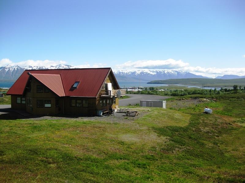 Brekkusel Ski Lodge North Iceland, holiday rental in Olafsfjordur
