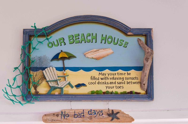 No bad days at the Getaway house!