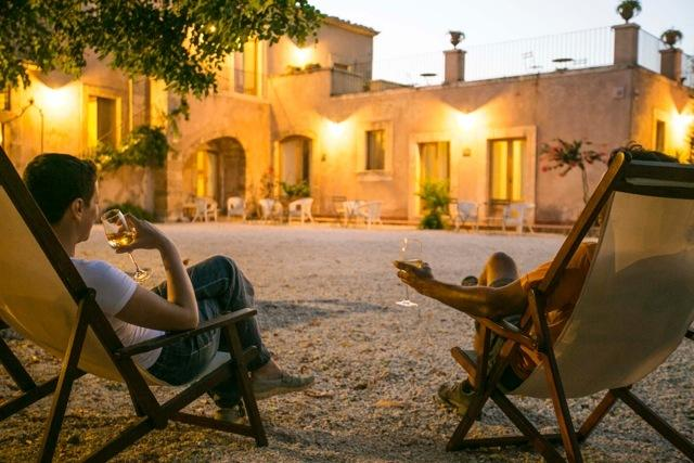 Ideal place for a relaxing stay, where you can spend a holiday in contact with nature
