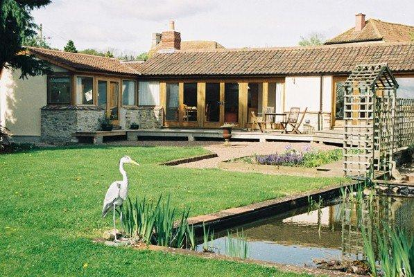 Garden Cottage, vakantiewoning in Taunton
