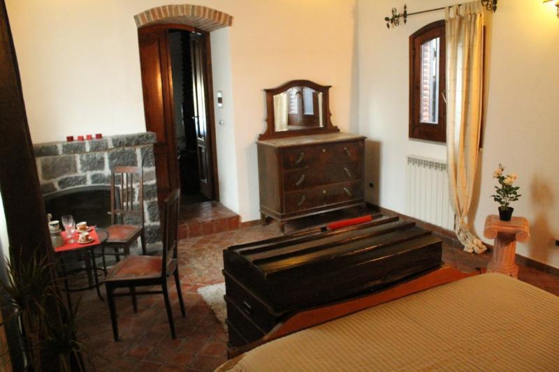 Camera Suite  Villa Loriana Etna Milo, location de vacances à Milo