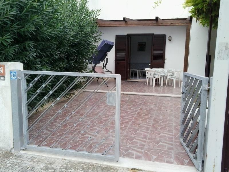 GALLIPOLI VILLA 4 PERSONE, vacation rental in Chiesanuova