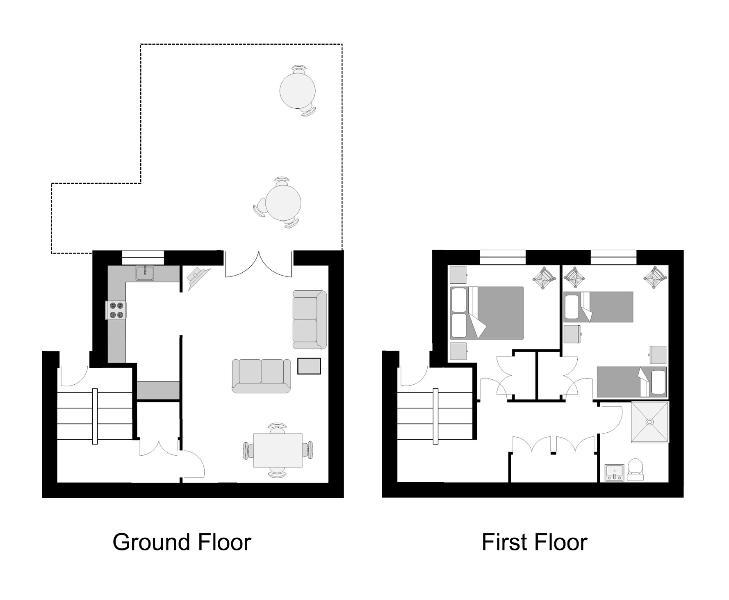 Charthouse floor plan
