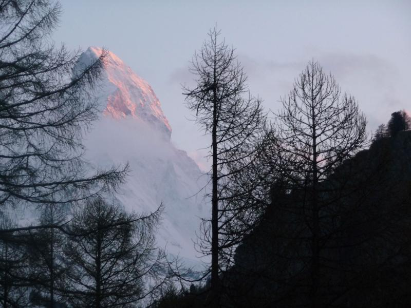 Haus Gornerwald with Matterhorn View, holiday rental in Canton of Valais