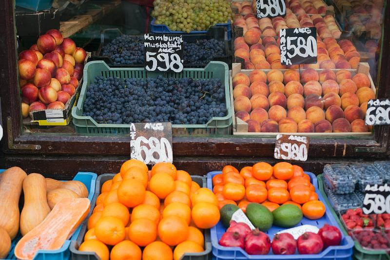 saisonal fruits
