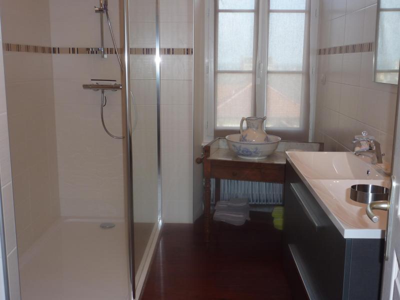 Salle de bain suite Coquillages