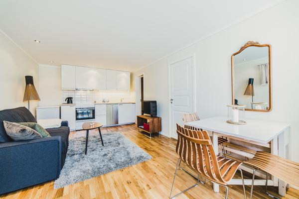 Newly renovated flat with garden, alquiler vacacional en Oslo