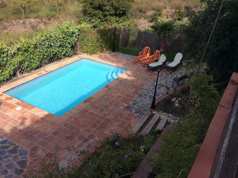 Casa de campo con vistas al mar y piscina privada for Casa de campo con piscina privada